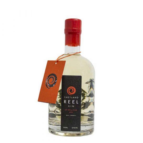 Shetland Reel Up Helly AA Cask Aged Gin