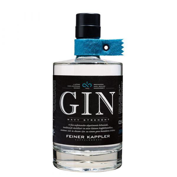 Feiner Kappler Navy Strength Gin