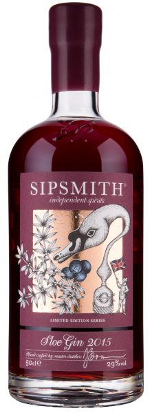 Sipsmith Sloe Gin Likör