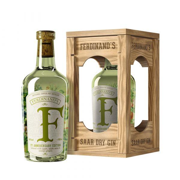Ferdinand Saar Gin 7th Anniversary Edition