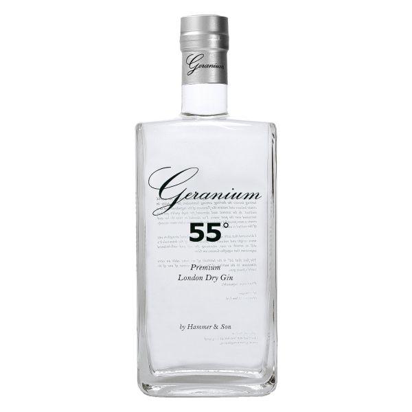 Geranium Overproof 55 Gin