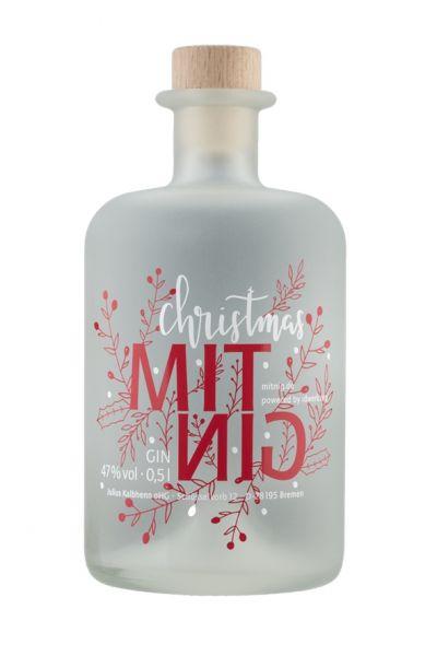 Mitnig Christmas Gin