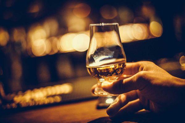 Online Whiskey Tasting