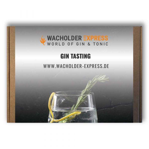 Gin Tasting Box Deutschland