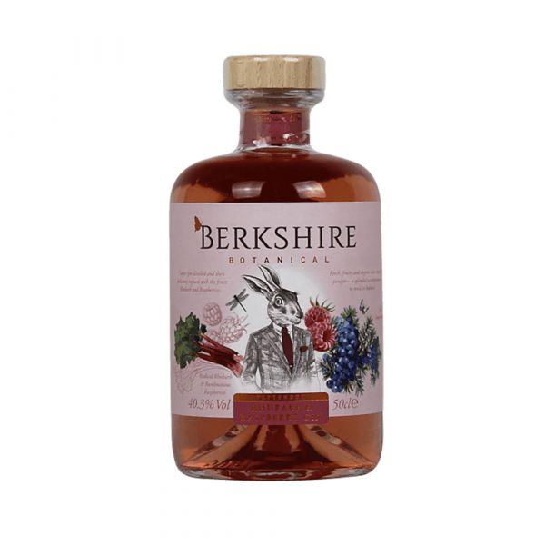 Berkshire Botanical Rhubarb & Raspberry Gin