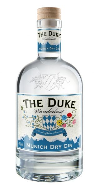 The Duke Gin Wanderlust